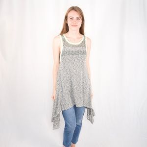 FREE PEOPLE - WE THE FREE Knit Tunic Top 0101